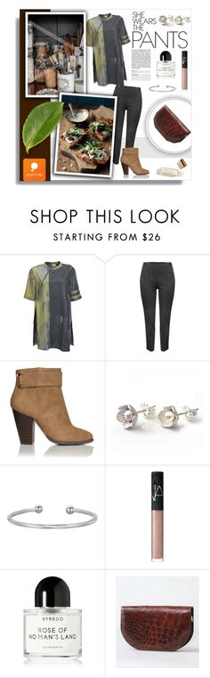 """Popmap 34"" by melissa-de-souza ❤ liked on Polyvore featuring Billini, Zimmermann, NARS Cosmetics, Andrea, Byredo and popmap"