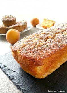 Plumcake leggero alla doppia albicocca Con una croccante copertura di muesli, questo dolce #senzaburro è #light ma davvero goloso