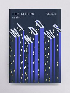 SO clever, and the minimal use of color is beautiful. Another book jacket that gives the reader a puzzle to solve right away, and even with so much going on, this design is clean and comprehensible.