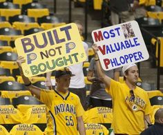 Built Not Bought | Indiana Pacers vs. Miami Heat