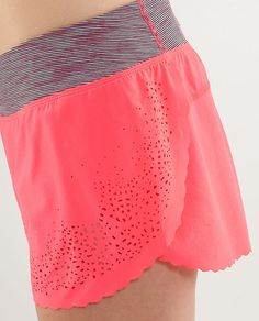 I need these for the Peachtree Road Race!!!  Lululemon Run : A Marathon Short