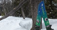 Voile Revelator Slide Channel Photo Mike Hardaker | Mountain Weekly NewsMountain Weekly News http://mtnweekly.com/reviews/snowboards/voile-revelator-splitboard-review