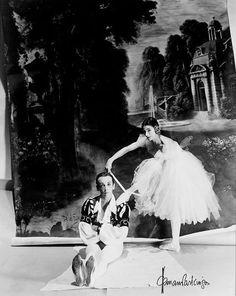 Robert Helpmann and Margot Fonteyn, 1951