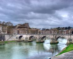 Rome, Italy HDR Image