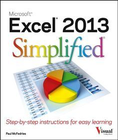 ms office excel 2013 learning book pdf free download
