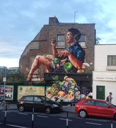 The Letter, Dublin, Ireland | 27 Jaw Dropping Works Of Street Art So Big They Will Never Fit In A Gallery