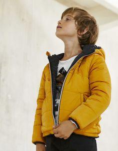 Doudoune garçon - IKKS Junior Ikks Junior, Sherpa Lined, Slip, Pretty Boys, Teen Fashion, Parka, Boy Outfits, Bomber Jacket, Winter Jackets