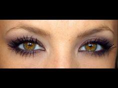 Maquillage pour Yeux vert avec AU NATUREL de sleek - YouTube