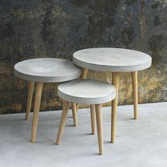 Concrete Furnishings by Sit Möbel Germany #MONOQI