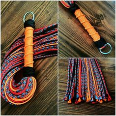Arizona Paracord Vegan Flogger