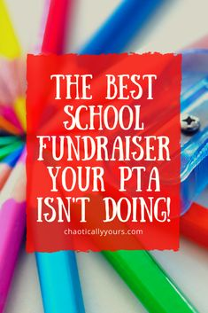 The best fundraiser for the school your PTA will not perform, Fundraising ideas , Pta School, School Fundraisers, School Events, School Auction, School Ideas, School Projects, Sunday School, School Stuff, School Clubs