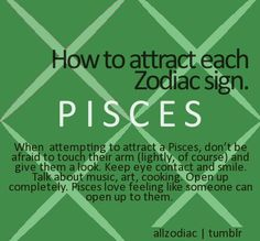 How To Get A Pisces Back