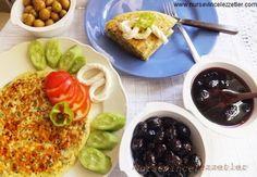 Tuzlu kahvaltılık pancake nasıl yapılır