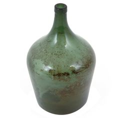 Jacques Green Demijohn at Found Vintage Rentals. @pixiespetals charcuterie and lounge 1 decor