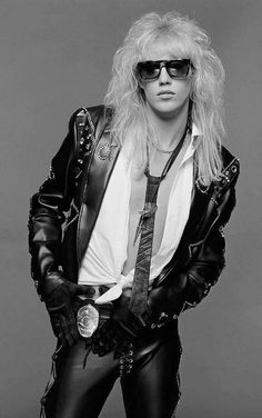 Jani Lane 1964 - in Peace. 80 Bands, 80s Hair Bands, Metal Bands, Jani Lane, High Hair, Rock Hairstyles, Celebrity Deaths, Glam Metal, Rock Of Ages