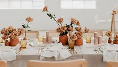 Floral Wedding Centerpieces Planning and Tips - Love It All Autumn Wedding, Boho Wedding, Wedding Table, Dream Wedding, Wedding Day, Khaki Wedding, Cabin Wedding, Wedding Church, Wedding Quotes