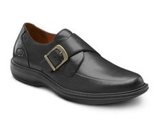 This lightweight monk strap shoe is designed just for you. A timeless classic. Polished leather surfaces with a hand-burnished finish. A mocassin toe with invisible stitch detail, lightweight outsole and allday comfort, makes this shoe a winner. Compression Stockings, Orthopedic Shoes, Monk Strap Shoes, Mens Fashion Shoes, Comfortable Shoes, Leather Shoes, Black Shoes, Oxford Shoes, Just For You