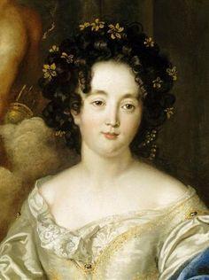 Madame de Montespan 1677-Charles de la Fosse