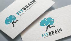 cool 18 Cool Brain Logo Templates