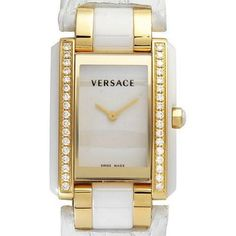 VERSACE WATCH ~Live The Good Life - All about Wealth & luxury
