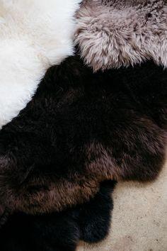Soft Sheepkins by Le Bazar des poupées Russes 💗
