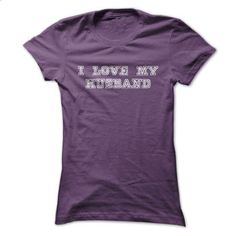I Love My Husband W T Plain Venus Mars - #hoodies for girls #purple hoodie…