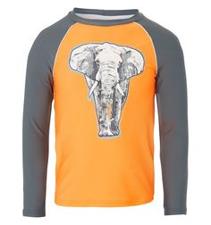 Sunuva Elephant Rash Guard