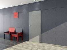 FORESCOLOR is a range of coloured and textured engineered coloured MDF boards that are durable and maintain appearance in tough environments. Multipurpose Hall, Timber Mouldings, Cnc, Restaurant, Colours, Interiors, Interior Design, Gallery, Wall