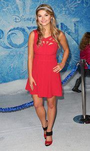 Stefanie Scott Mini Dress