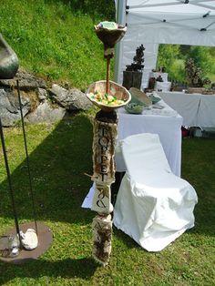 Poppet & Vogelt-Stele (Mehl/Milch/Fruchtmolke/Hefe-Brand)
