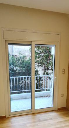 Συρόμενες μπαλκονόπορτες και παράθυρα αλουμινίου. επάλληλα,χωνευτά, μονόφυλλα,δίφυλλα,πολύφυλλα,με ρολά & παντζούρια.