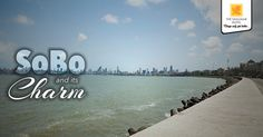 Mumbai! The financial capital of India, SoBo aka South Mumbai has it all… Superb sea promenade, envious skyline, tony localities, heritage buildings, corporate power houses, fashionable shopping zones, gastronomical delights and more. Come explore the enclave! #SoBo #Mumbai