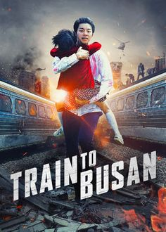 Train to Busan (2016) - As a zombie outbreak sweeps the country, a dad and his daughter take a harrowing train journey in an attempt to reach the only city that's still safe.