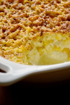 NYT Cooking: Corn Pudding -- This buttery, fluffy dish comes from Edna Lewis, the African-American chef and cookbook author credited with preserving countless recipes from the old South. Thanksgiving Menu Planner, Thanksgiving Recipes, Holiday Recipes, Thanksgiving Sides, Thanksgiving Blessings, Christmas Recipes, Vegetable Dishes, Vegetable Recipes, Food Dishes