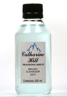 Use cupom de desconto: BLOGDAJEU  Removedor de maquiagem de pincéis BRUSH CLEANSER - Catharine Hill - Arco Íris Cosméticos