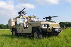 Supacat LRV-400-Mk2