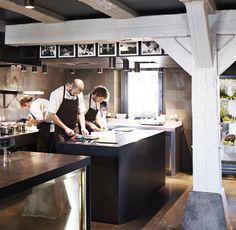 """Restaurant """"Noma"""" in Kopenhagen: Küchenchef und Mitbesitzer René Redzepi war einer der ersten, der sich den alten Techniken der Fermentierung wieder annahm"""
