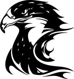 Eagle Tribal, Shoulder Tat