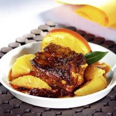 Varkensribbetjes met sinaasappel - Fiftytoo.be