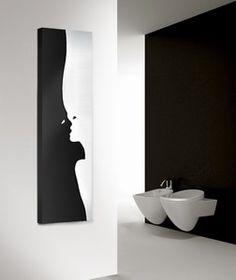 THE EYE Ein Sensation An Der Wand, Design Heizkörper Küche, Vertikale Wohnzimmer  Heizkörper. 1076 Bis 2686 Watt | Radiator Verwarming | Pinterest | Augen,  ...