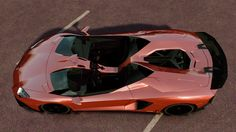 Red Lamborghini Marco Polo | Lamborghini - Top 100 Best Pins ...