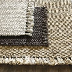 Braided Jute Rug: I have put these runners all over my house! Kitchen, entry way, catwalk, goes well with all decor styles and LOVE the texture element it gives
