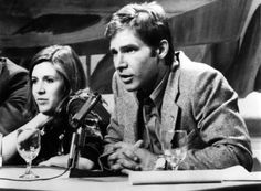 Carrie Fisher and Harrison Ford would love to hear what they say..and most of all what they are asked!