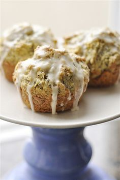 Lemon Poppy Seed Muffins}Muffin Monday - your homebased mom