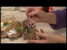 How to Create Gourd Gift Tags
