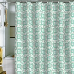 I pinned this Khristian A. Howell Desert Shower Curtain in Daydreams from the Links & Lines event at Joss and Main!