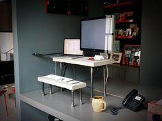 bekant bureau wit bureaus office setup and study nook. Black Bedroom Furniture Sets. Home Design Ideas