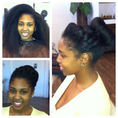 3 Quick and Easy Natural Hair Styles - Page 3 of 4 - Natural Hair Rules!!!