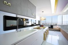 Split Level Apartmen