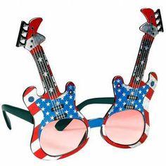 Fourth of July-rockin sunglasses